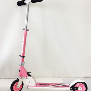 AVIGO 折りたたみキッズスクーター ピンク