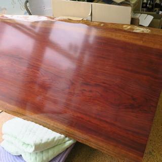 一枚板の座卓