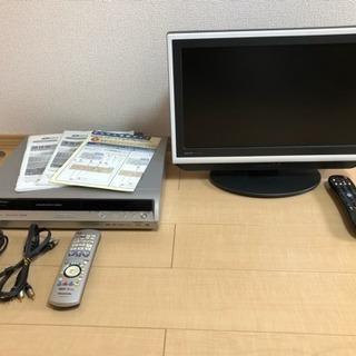 DVD/HDDレコーダー   テレビ