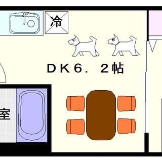 【エステムコート難波Ⅲラグース】2号タイプ!1DKタイプ!…