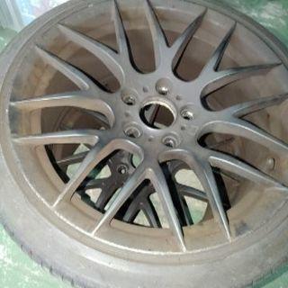 BMW用 アルミタイヤセット 18インチ