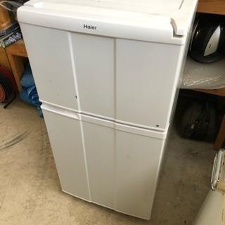 《値下げしました★》Haier 2ドア冷凍冷蔵庫