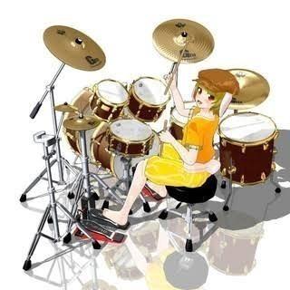【歴24年】ドラムの格安個人レッスン生徒募集中。初心者歓迎!