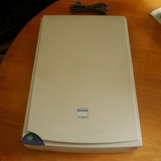 スキャナー EPSON GT7600UF 無料