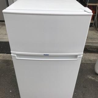 冷蔵庫 ハイアール 一人暮らし 2ドア 85L 単身用 JR-N8...