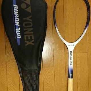 ヨネックス軟式テニスラケット&ケース