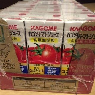 【機能性表示食品】KAGOMEトマトジュース 24本