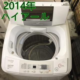 ハイアール JW-K60F 6KG 2014年★99