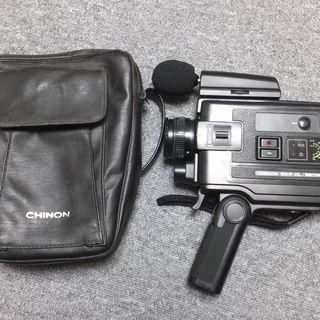 8mmカメラCHINON