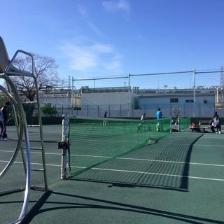 硬式テニスメンバー募集!【宮城野パワーテニスクラブ】3月30日(土...
