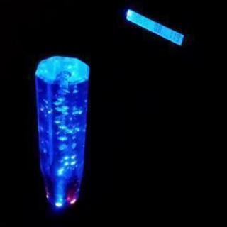 クリスタルシフトノブ LEDイルミ付き