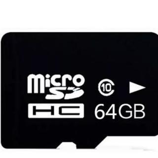 マイクロSDカード microSDHC 64GB Class10