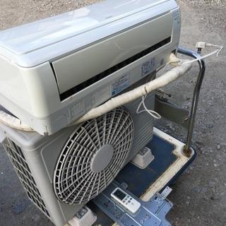 日立エアコン白くまくん2010年製