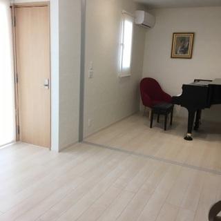【川口市(旧鳩ヶ谷市)里】上野ピアノ教室です - 川口市