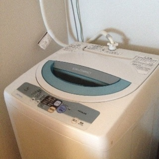 【日立】洗濯機 5kg 日本製