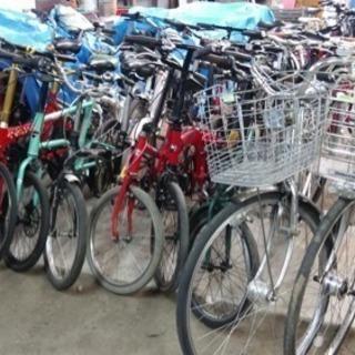 中古自転車多数ご用意しております。