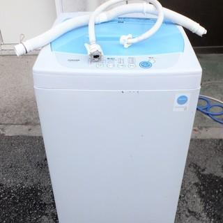 ☆東芝 TOSHIBA AW-42T 4.2kg 全自動電気洗濯機...