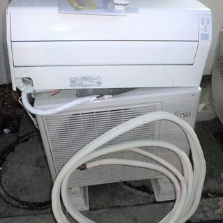 ☆富士通 FUJITSU AS-S22V-W インバーター冷暖房エ...