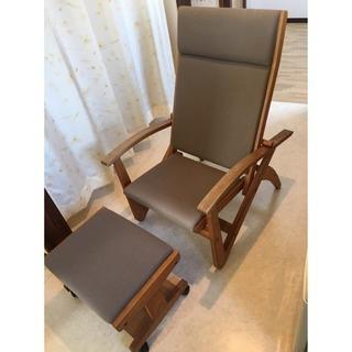 木製椅子 お譲り致します