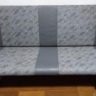 折り畳み式ソファー ベンチ ガレージやアウトドア用のソファーとしてどうぞ
