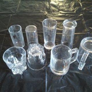 グラス 全8点 新品未使用
