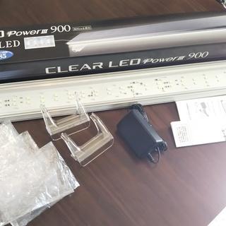 GEX クリアLEDパワー3 900 90cm水槽用照明 ライト...