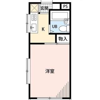 【坂戸駅】徒歩13分☆南向き日当たり良好な4階の角部屋です♪初期費...