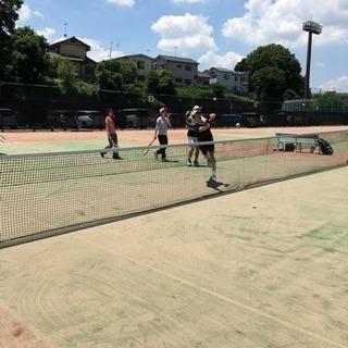 ソフトテニスしませんか?