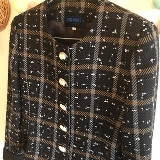 ヴィンテージ セットアップ スーツ ジャケット スカート