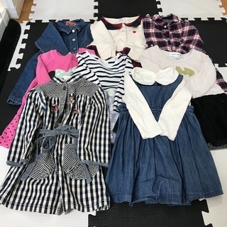 ワンピース 女の子 子供服 ベビー服 90