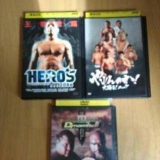 格闘技DVD 12本セット