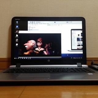 【けっこう美品】Windows10モデル 第六世代i3 M.2ス...