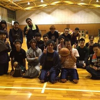 刈谷市でバスケ(男女混合)