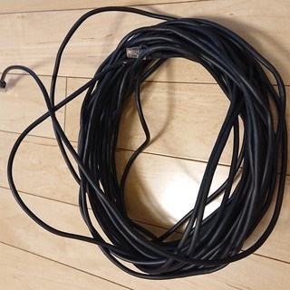 【中古品】インターネットケーブル カテゴリー5 約20m