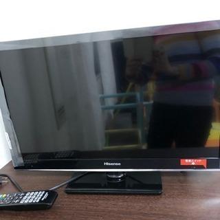 ハイセンス 24型 テレビ