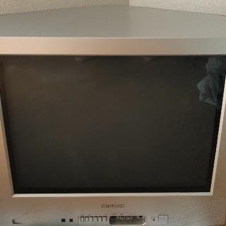 ブラウン管テレビ 21型