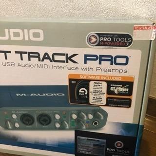 M-AUDIO fastTRACK PRO!!