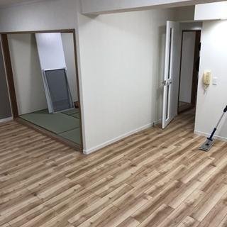 繁忙期/室内清掃作業 委託 協力作業 募集