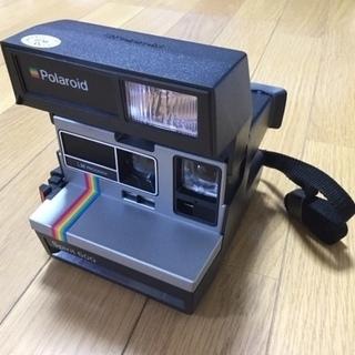 ポラロイドカメラ POLAROID SPIRIT 600