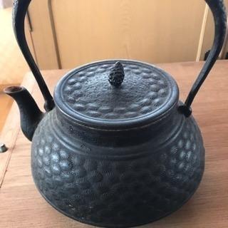 鉄瓶 アンティーク