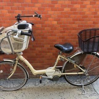 電動自転車 前子供乗せ ブリジストンアンジェリーノ