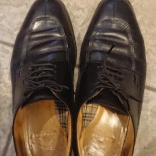 BURBERRY 革靴 26.5㎝位値下げ