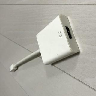 Mini DisplayPort to HDMI 変換アダ…