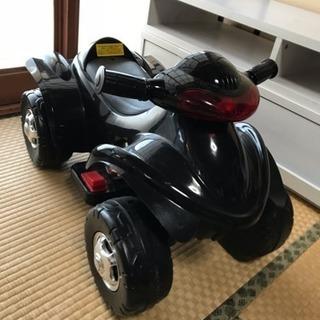 子供用電動バイク