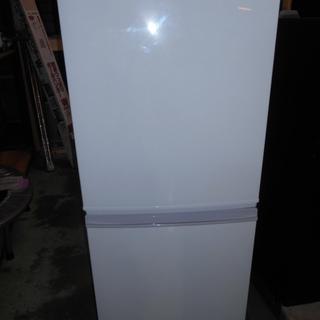 【J-1468】 シャープ ノンフロン冷凍冷蔵庫 SJ-14E5-...