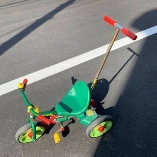 三輪車  people