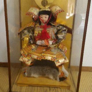 【値下げ】5月人形☆