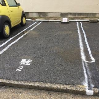 〈月極駐車場〉6月より空きあります