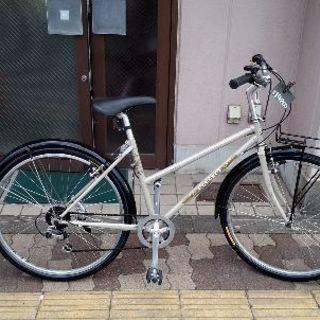[ビンテージ] PEUGEOT metro 26吋クロスバイク ...