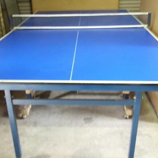 卓球台/国際規格サイズ/セパレート収納タイプ 引き取り限定!優先?